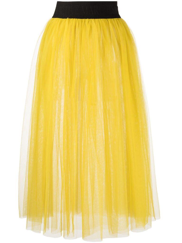 Marchesa Notte, tulle skirt