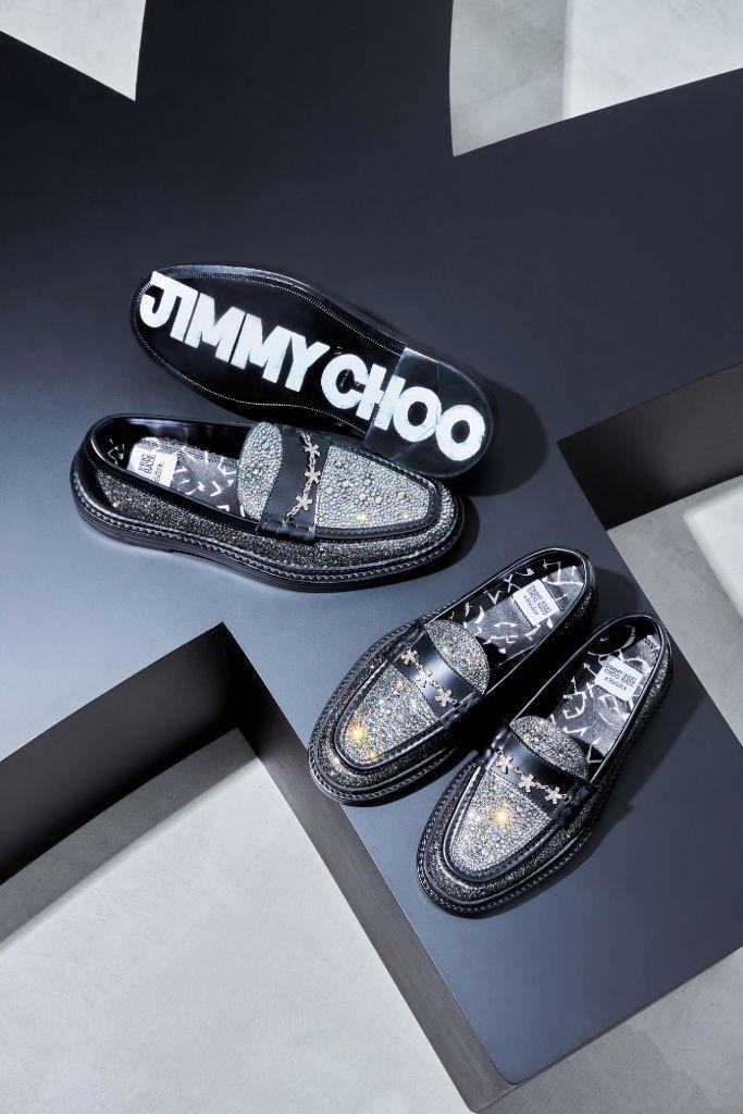 jimmy choo, jimmy choo poggy, poggy the man, poggy fashion, japanese fashion, eric haze