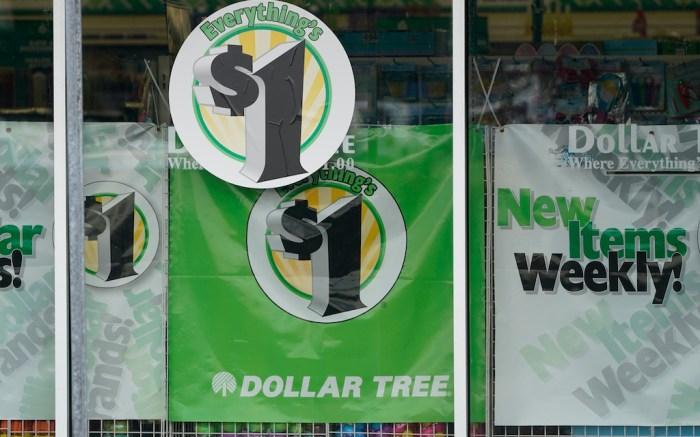 Dollar Tree store $1