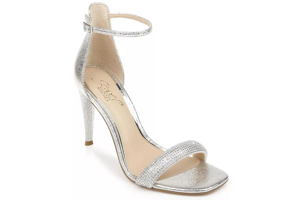 Jewel Badgley Mischka Women's Easter High Heel Evening Sandal