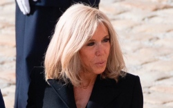 Brigitte Macron, Louis Vuitton