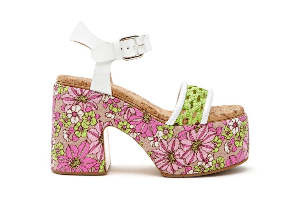 casadei, mfw, milan fashion week, milan, casadei shoes, spring 2022, platform shoes, mfw spring 2022