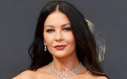 Catherine Zeta-Jones, Christian Louboutin, Emmy Awards,