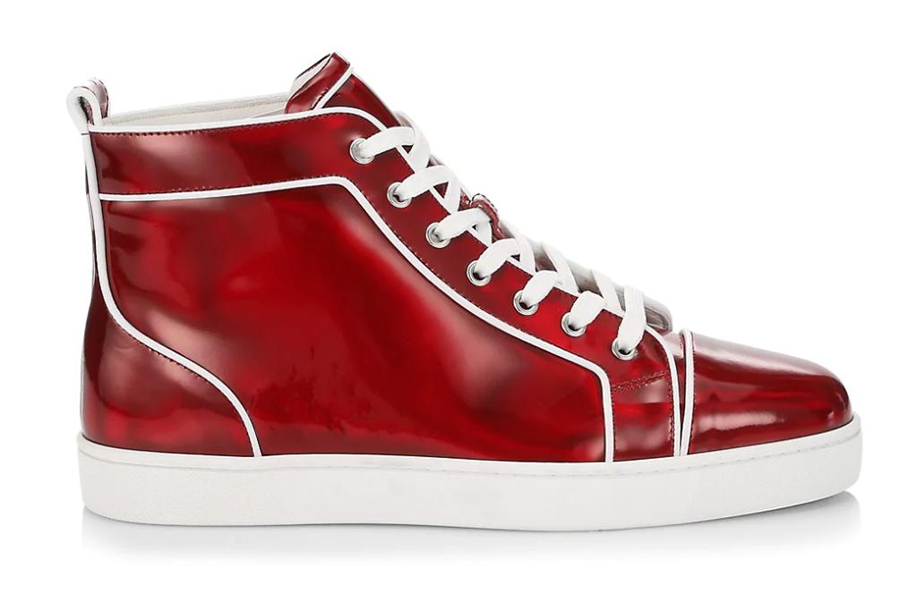 Christian Louboutin Louis Orlato Flat Sneakers