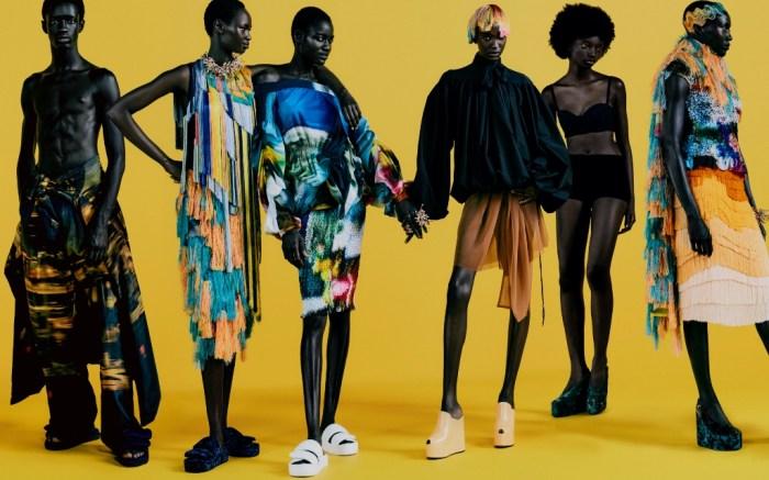 dries van noten, paris fashion week, photos