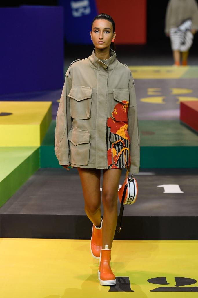 Dior, spring, 2022