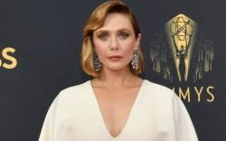 Elizabeth Olsen, The Row, Emmys