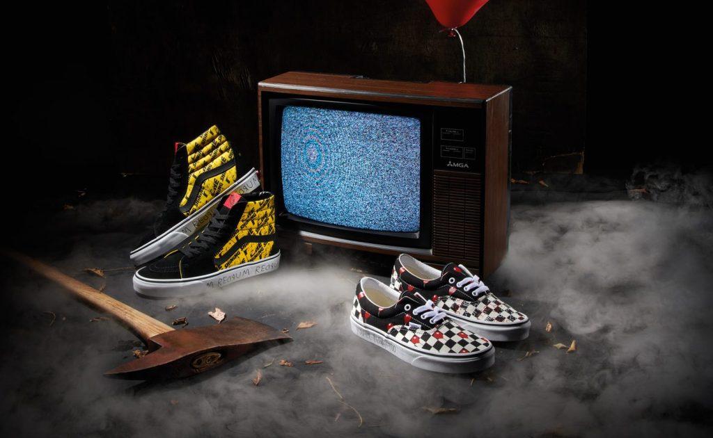 Warner Bros x Vans 'House of Horror' Collection