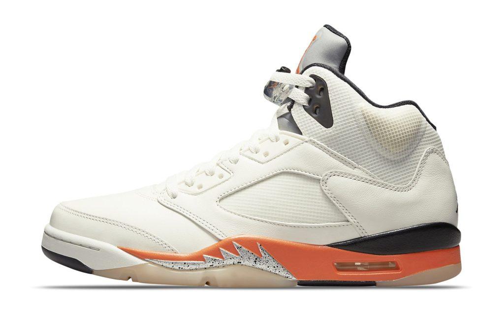 Air Jordan 5 'Orange Blaze'