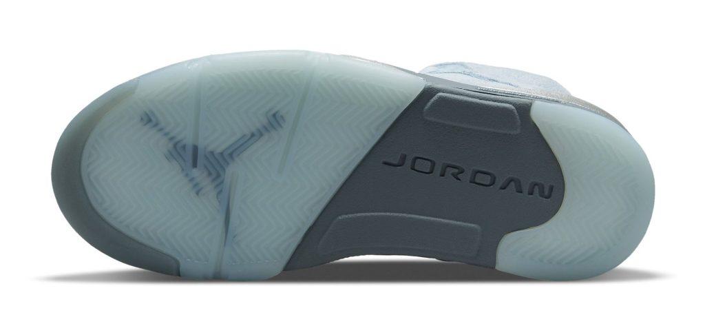 Air Jordan 5 Women's 'Bluebird'