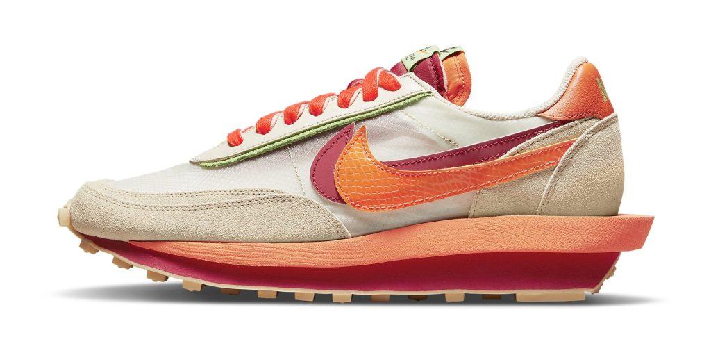 Clot x Sacai x Nike LDWaffle