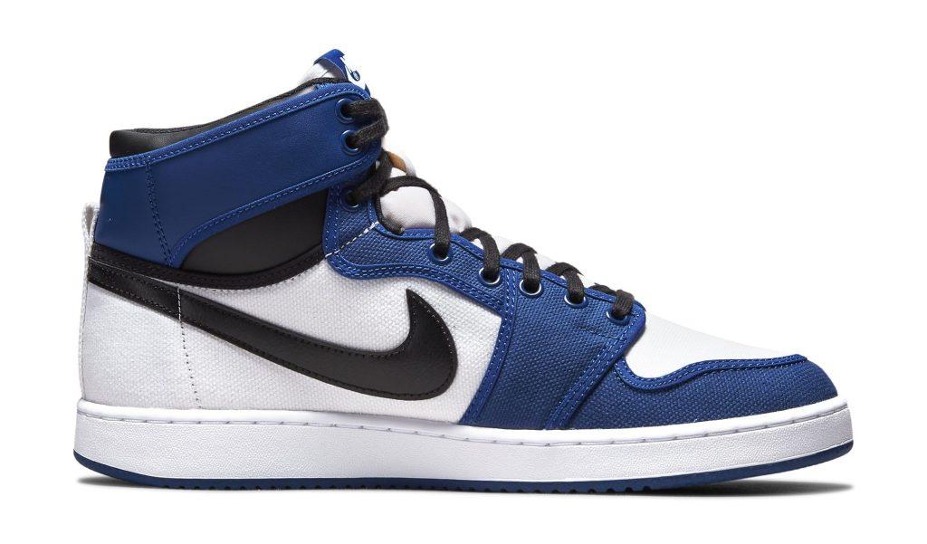 Air Jordan 1 KO 'Storm Blue'