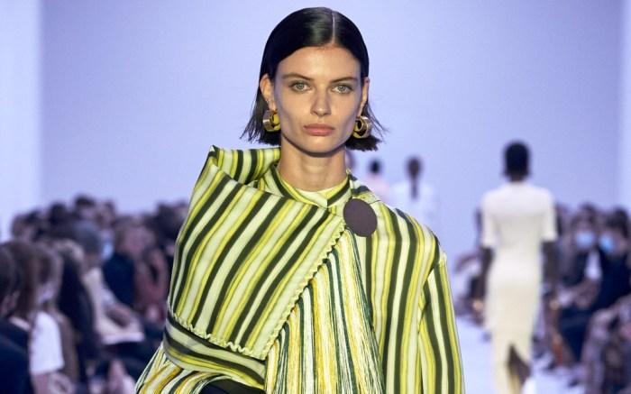 Jill Sander, Milan fashion week, runway, ss22