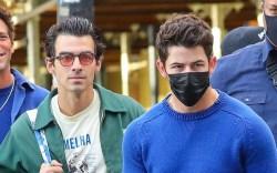 Nick Jonas, Joe Jonas, NYC, Jonas