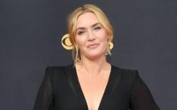 Kate Winslet, Emmys, red carpet, 2021,