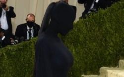 Kim Kardashian, Balenciaga, Demna Gvasalia, Met
