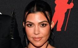 Kourtney Kardashian, Travis Barker, Manolo Blahnik,