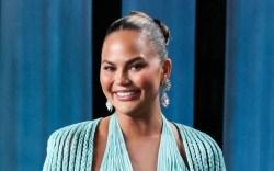 Chrissy Teigen at the 2020 Vanity