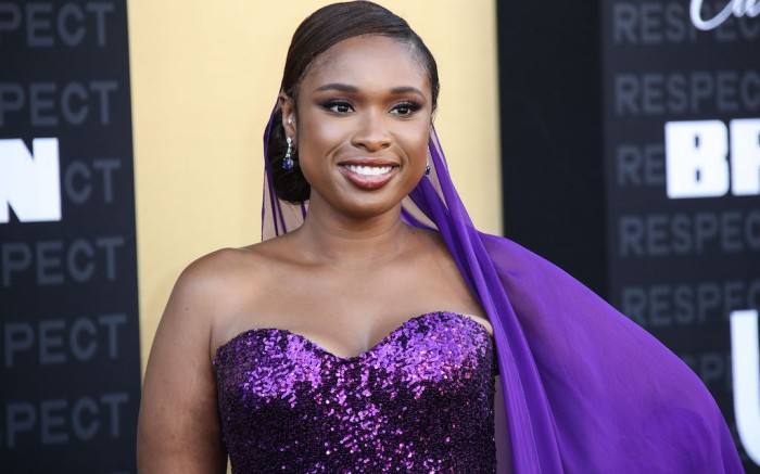 Jennifer Hudson at the Los Angeles Premiere Of MGM's 'Respect'.