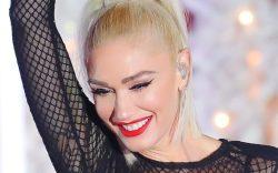 Gwen Stefani performs at Rockefeller center