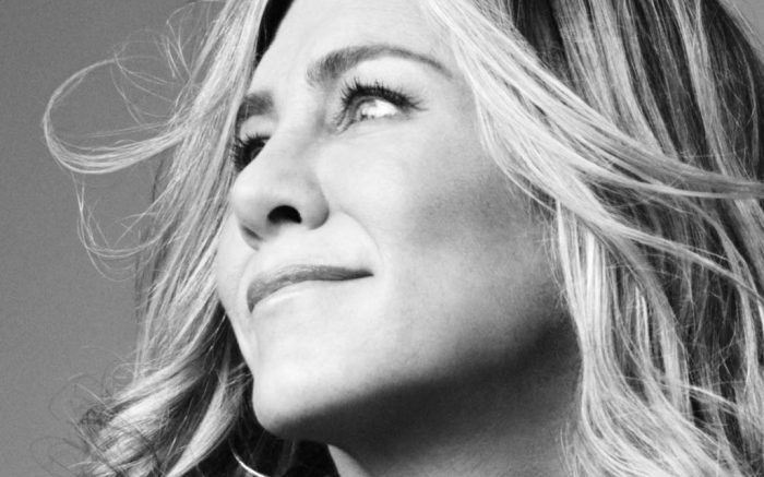 """Jennifer Aniston has launched her own haircare brand LolaVie after years of her hairstyles being a Hollywood beauty obsession. The stylish star posed for photographer Emma Summerton for black and white shots to promote her new venture. LolaVie creates products that are """"effective, smart and unfussy - ones that solve real problems without the fluff."""" The brand explains the origins of its name, saying: """"Who is 'Lola'? Someone who owns who they are, believes in themselves and does things their own way. They live the Lola life. LolaVie, Naturally You."""" The first LolaVie product is a 99% naturally-derived Glossing Detangler, priced at $25 and available from lolavie.com. Aniston describes it as """"the Swiss Army Knife"""" of hair products because of its many benefits, including protecting hair from heat damage and enhancing shine. *BYLINE: Emma Summerton/LolaVie/Mega. 08 Sep 2021 Pictured: Jennifer Aniston launches her own haircare brand LolaVie. *BYLINE: Emma Summerton/LolaVie/Mega. Photo credit: Emma Summerton/LolaVie/MEGA TheMegaAgency.com +1 888 505 6342 (Mega Agency TagID: MEGA785129_002.jpg) [Photo via Mega Agency]"""