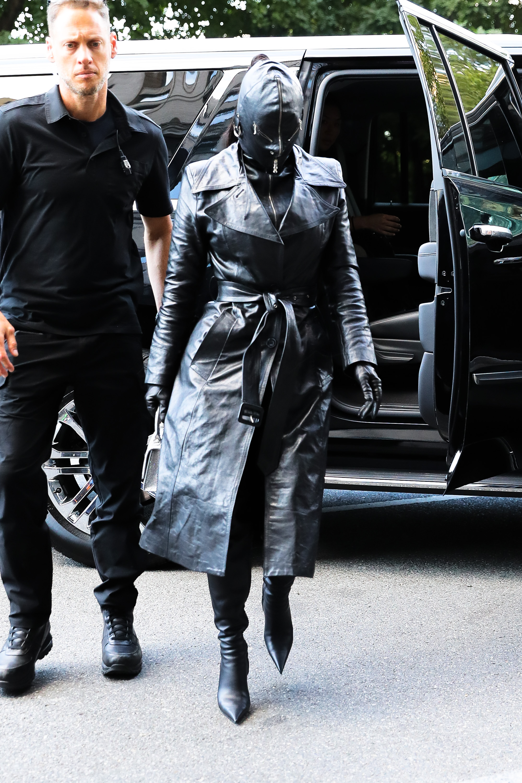 Kim Kardashian, Balenciaga, Vetements