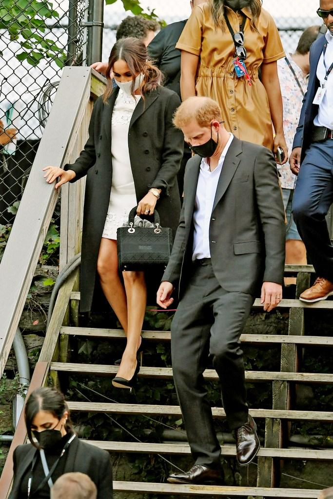 Meghan Markle, Global Citizen Live, Prince Harry, Valentino, Dior, New York City