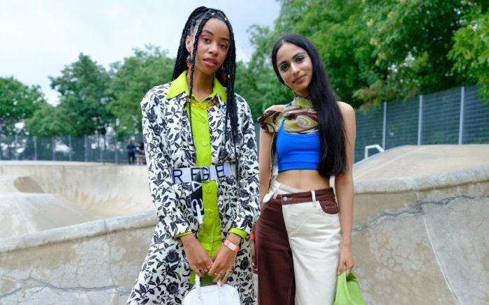 nyfw, nyfw street style, street style fashion, new york fashion week, monse show,