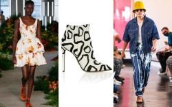 nyfw, nyfw spring 2022, footwear collaborations,