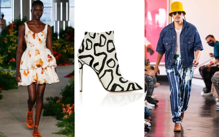 nyfw, nyfw spring 2022, footwear collaborations, jason wu, dear frances, an only child, esquivel, brother vellies, sergio hudson