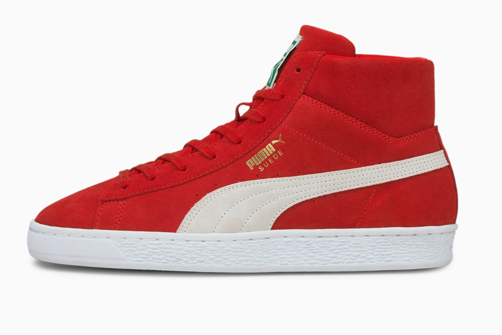 Puma Suede Mid XXI Men's Sneakers