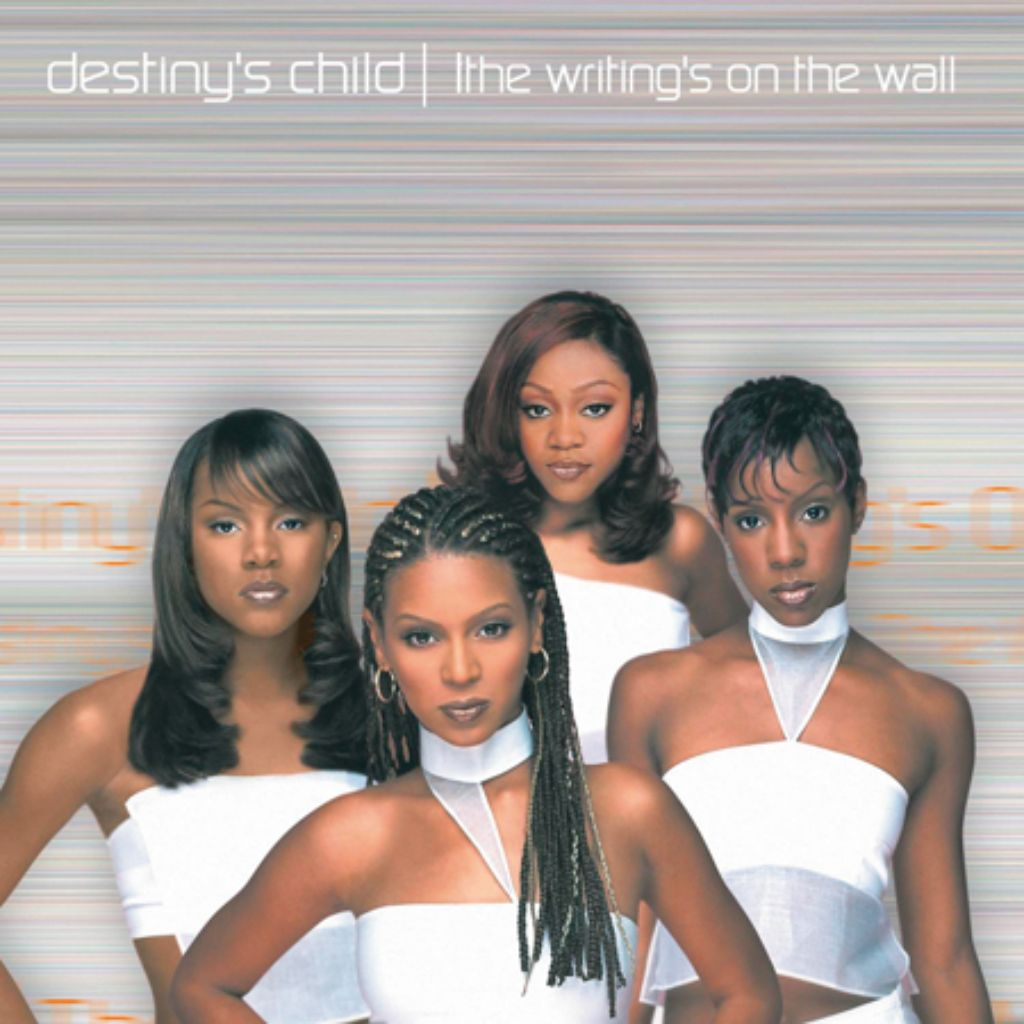 destiny's child, writings on the wall album, destiny's child writings on the wall, beyoncé, y2k fashion