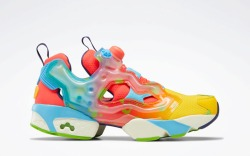 Jelly Belly Instapump Fury Shoes