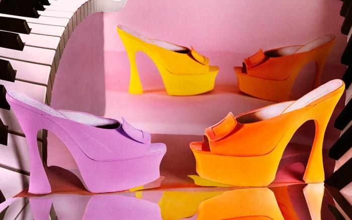 roger vivier spring 2022 shoes