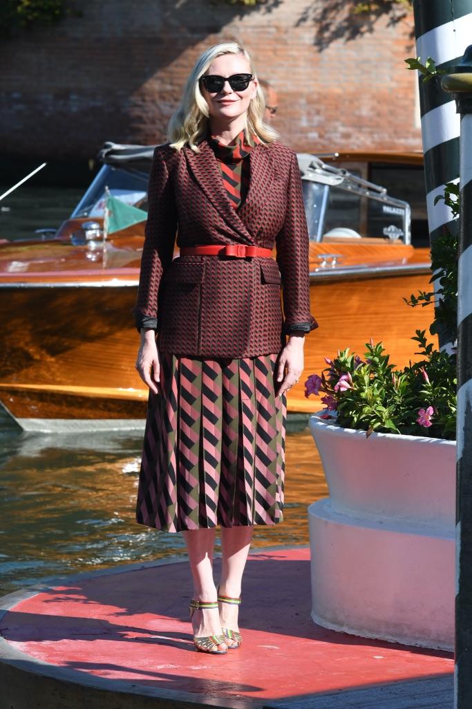 Kirsten Dunst, Venice