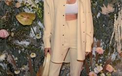 Megan Fox At Revolve Gallery NYFW Event