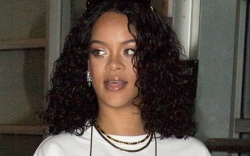 Rihanna out and about in New