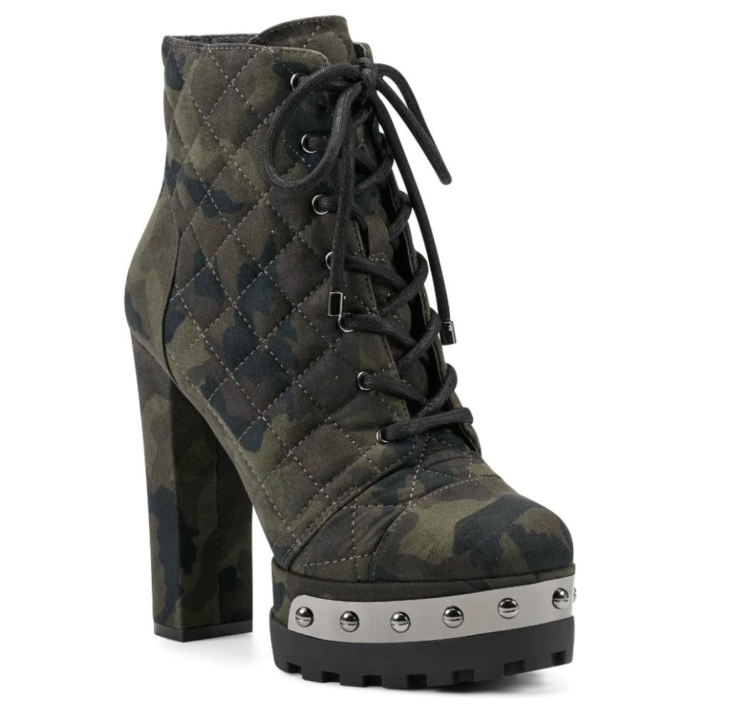 camo boots, jessica simpson