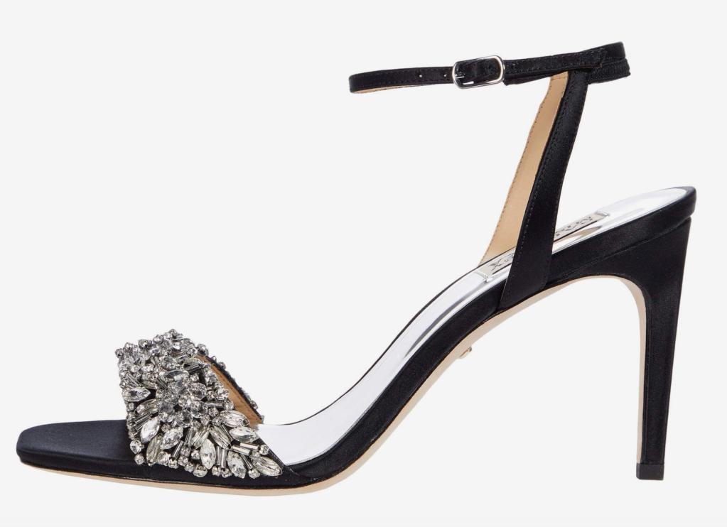 Badgley Mischka, sandals