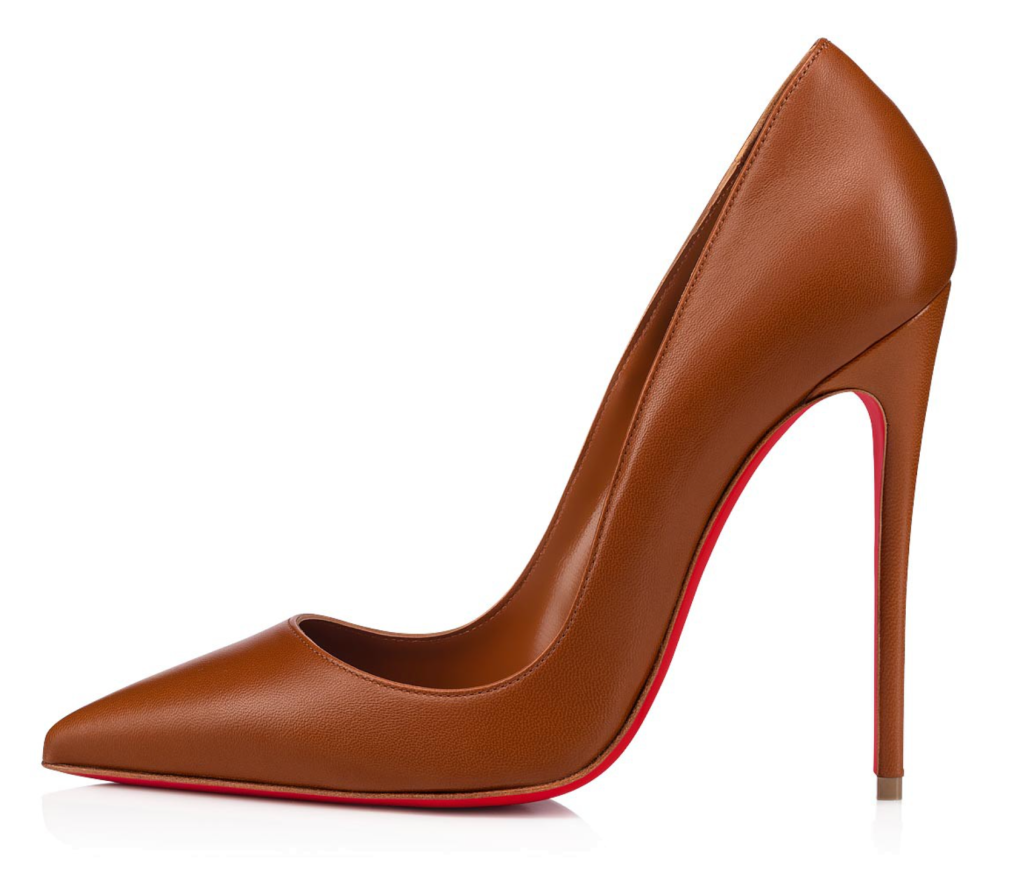 Christian Louboutin, pointed-toe pumps