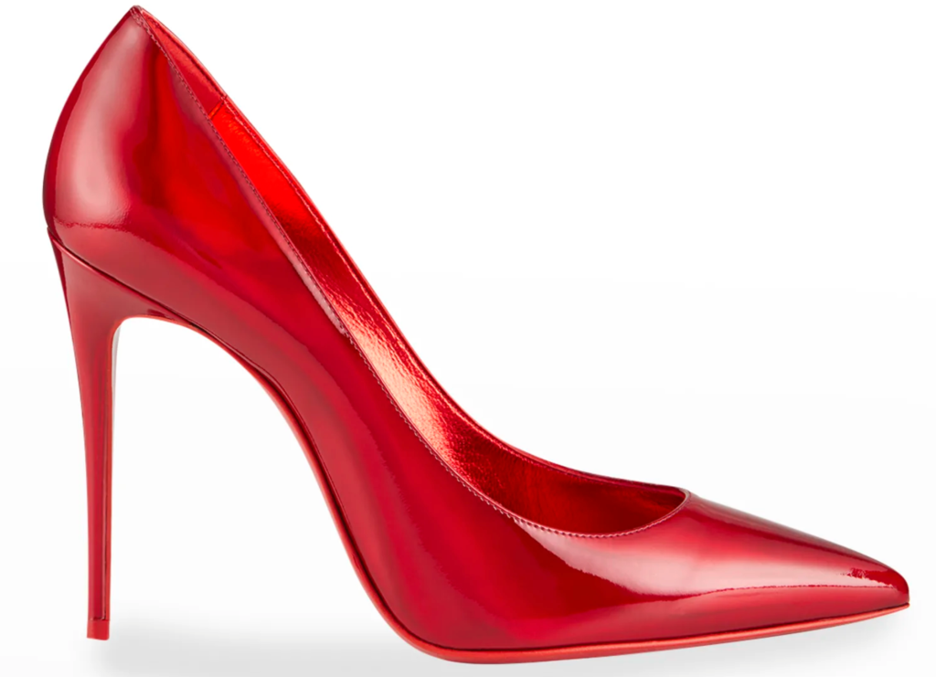 Christian Louboutin, So Kate pumps, pointed-toe pumps