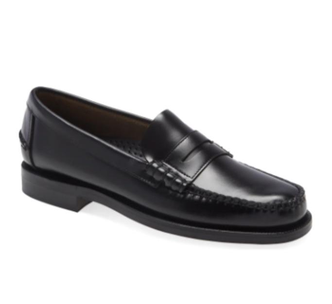 sebagi classic Dan Leather Loafer