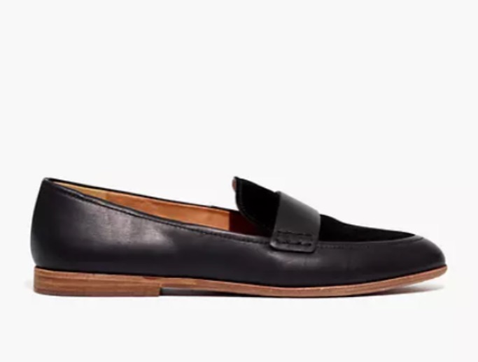 madewell the alex loafer