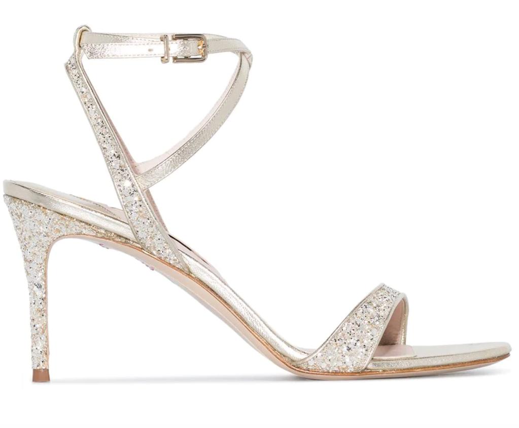 Sophia Webster, sandals, crystal sandals