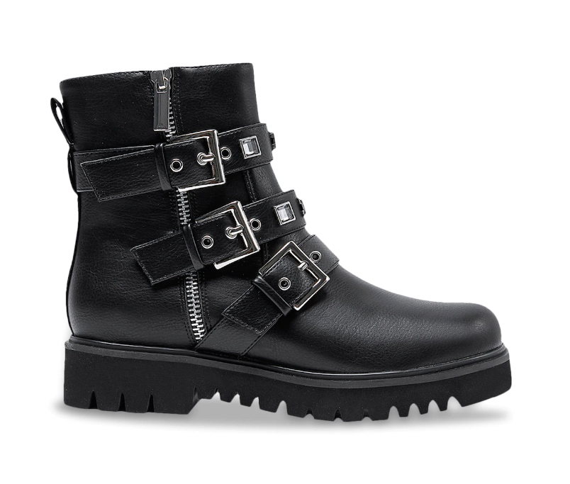 Jane and the Shoe Linda Combat Boot