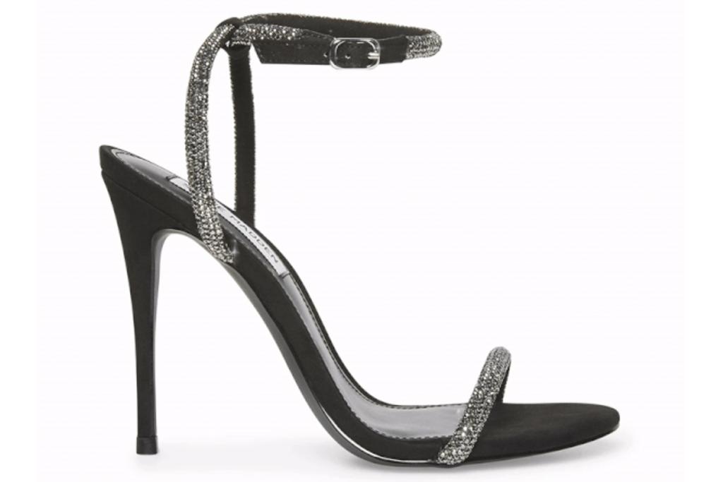 Steve Madden Breslin Black Sandals