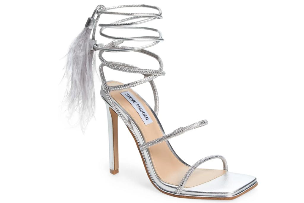 Steve Madden Upgrade Lace-Up Sandal