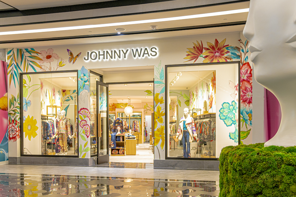 The Avenue Johnny Was Store