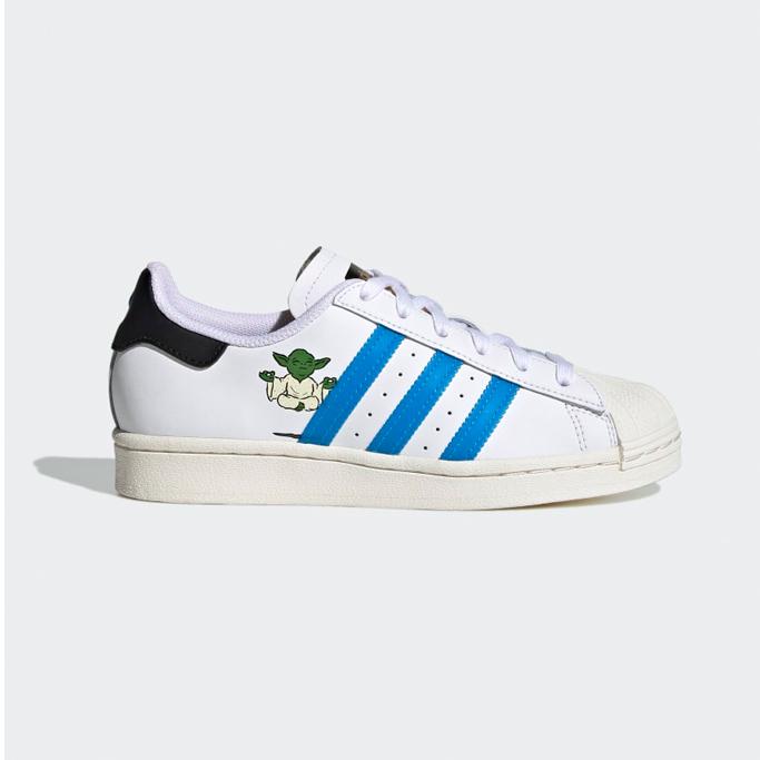 Adidas Kids' Superstar Star Wars Shoes