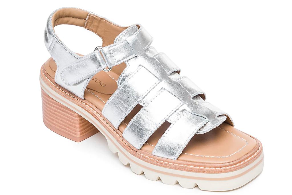 fisherman sandals, bernardo